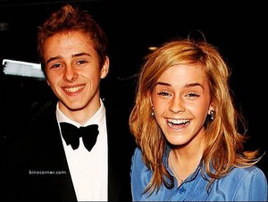 Emma and her brother Alex