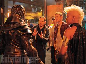 Entertainment Weekly's Behind the Scenes look at 'X-men: Apocalypse'