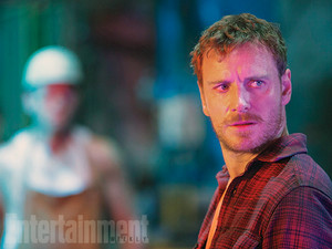 Entertainment Weekly's First look of Magneto