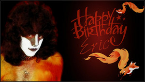 Eric Carr ~July 12, 1950