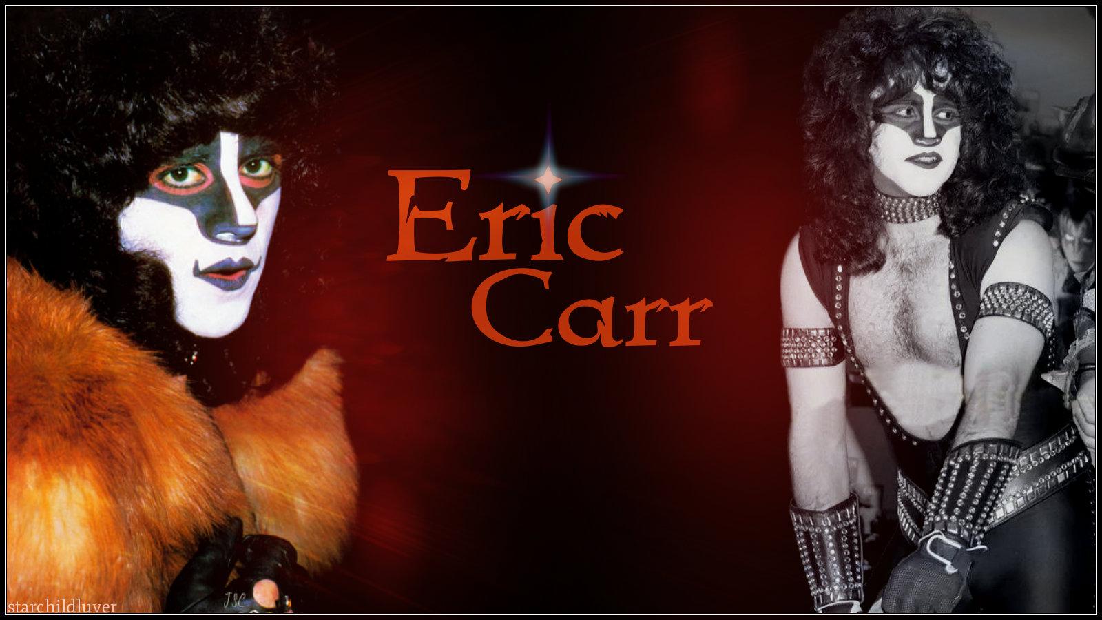 eric carr how tall