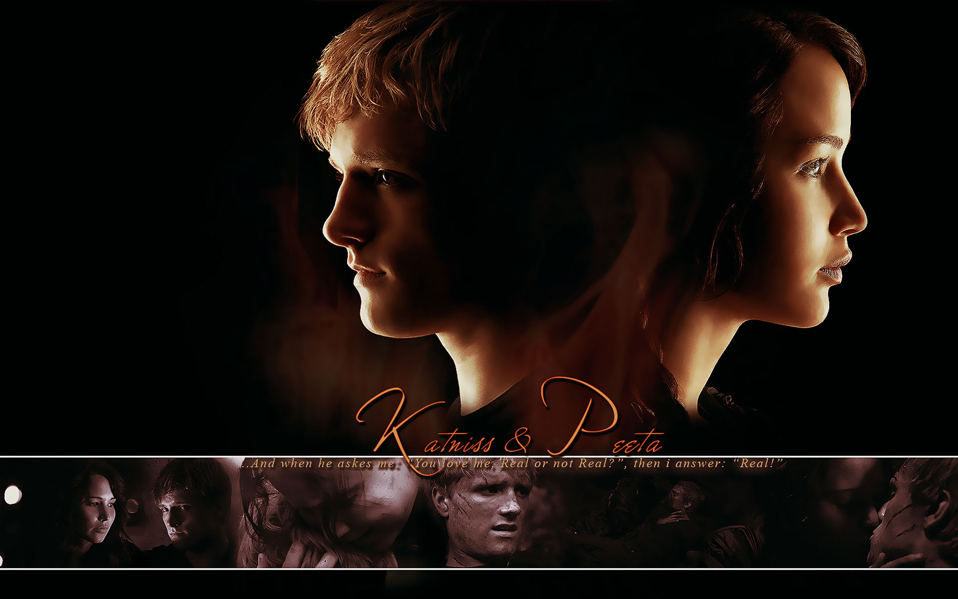 the hunger games katniss and peeta s relationship In mockingjay katniss and gale's relationship becomes closer as the book progresses he does everything he can to make her happy, including being the first one to volunteer to go to the capitol and save peeta, annie, and johanna, risking his life.