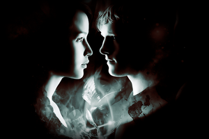 Everlark wallpaper