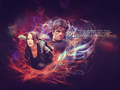 peeta-mellark-and-katniss-everdeen - Everlark Wallpaper wallpaper