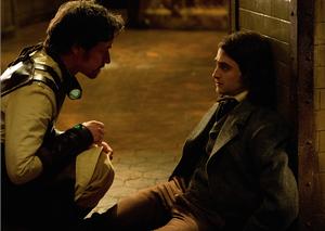 Ex: Daniel Radcliffe & james, Pic from 'Victor Frankenstein' (Fb.com/DanielJacobRadcliffeFanClub)
