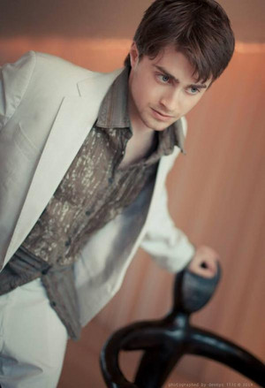 Exclusive: Daniel Radcliffe Picture From Dennys Ilic Photoshoot (Fb.com/DanielJacobRadcliffeFanClub)