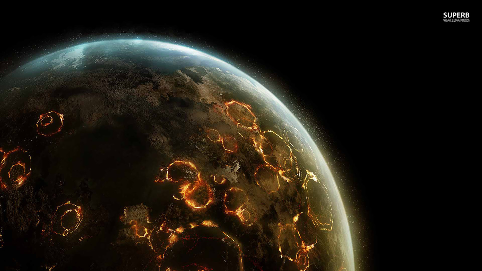 Exploding Planets