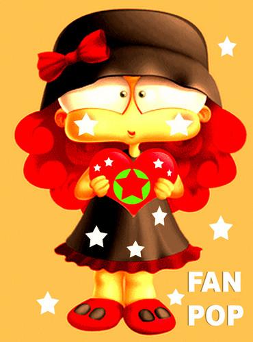 Fanpop wolpeyper titled Fanpop