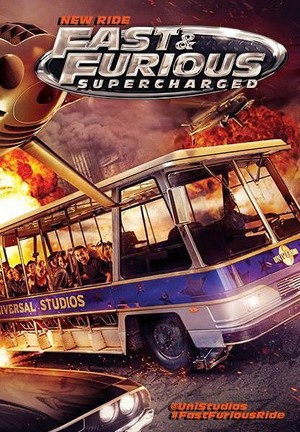 Fast and Furious: Supercharged Poster