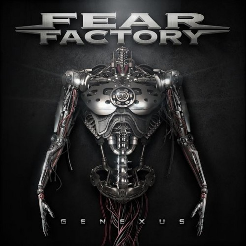 Fear Factory Обои probably containing a breastplate called Fear Factory Genexus