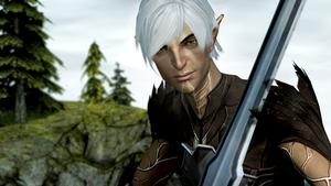 Fenris 壁纸 - Dragon Age 2