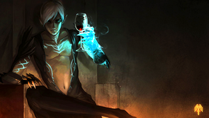 Fenris wallpaper - Dragon Age 2