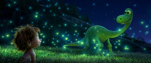 First look still from The Good Dinosaur