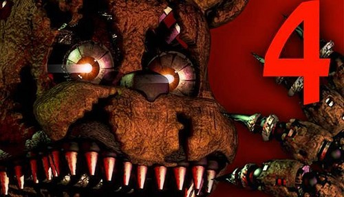 Five Nights at Freddy's پیپر وال possibly containing a fleur de lis called Fnaf 4 - Steam thumbnail