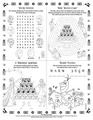 La Reine des Neiges Fever Activity Sheet