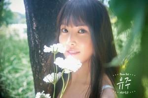 G-FRIEND's Yuju teaser প্রতিমূর্তি for 2nd mini 'Flower Bud'