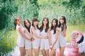 G-FRIEND teaser immagini for 2nd mini 'Flower Bud'