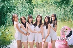 G-FRIEND teaser প্রতিমূর্তি for 2nd mini 'Flower Bud'