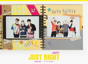"GOT7 releases fourth round of teasers for ""Just Right"""