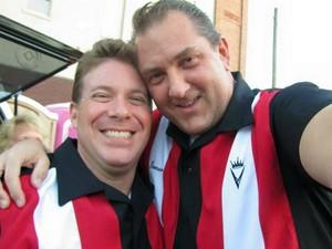 Galen (Woobie) and David (Gomer)