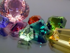 Gemstone photographie