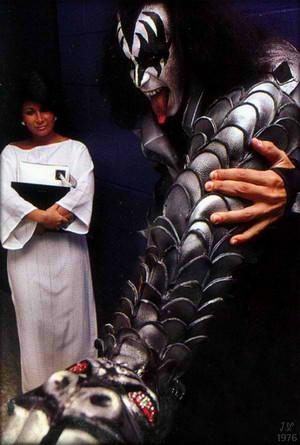 Gene ~El Paso Texas…August 15, 1976 (El Paso County Coliseum)