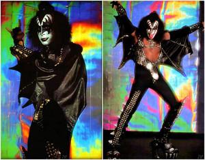 Gene  (NYC) June 1, 1977 (Love Gun-Mylar session)