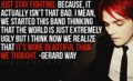 Gerard Way citations