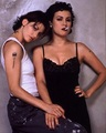 Gina Gershon and Jennifer Tilly in 'Bound' - jennifer-tilly photo