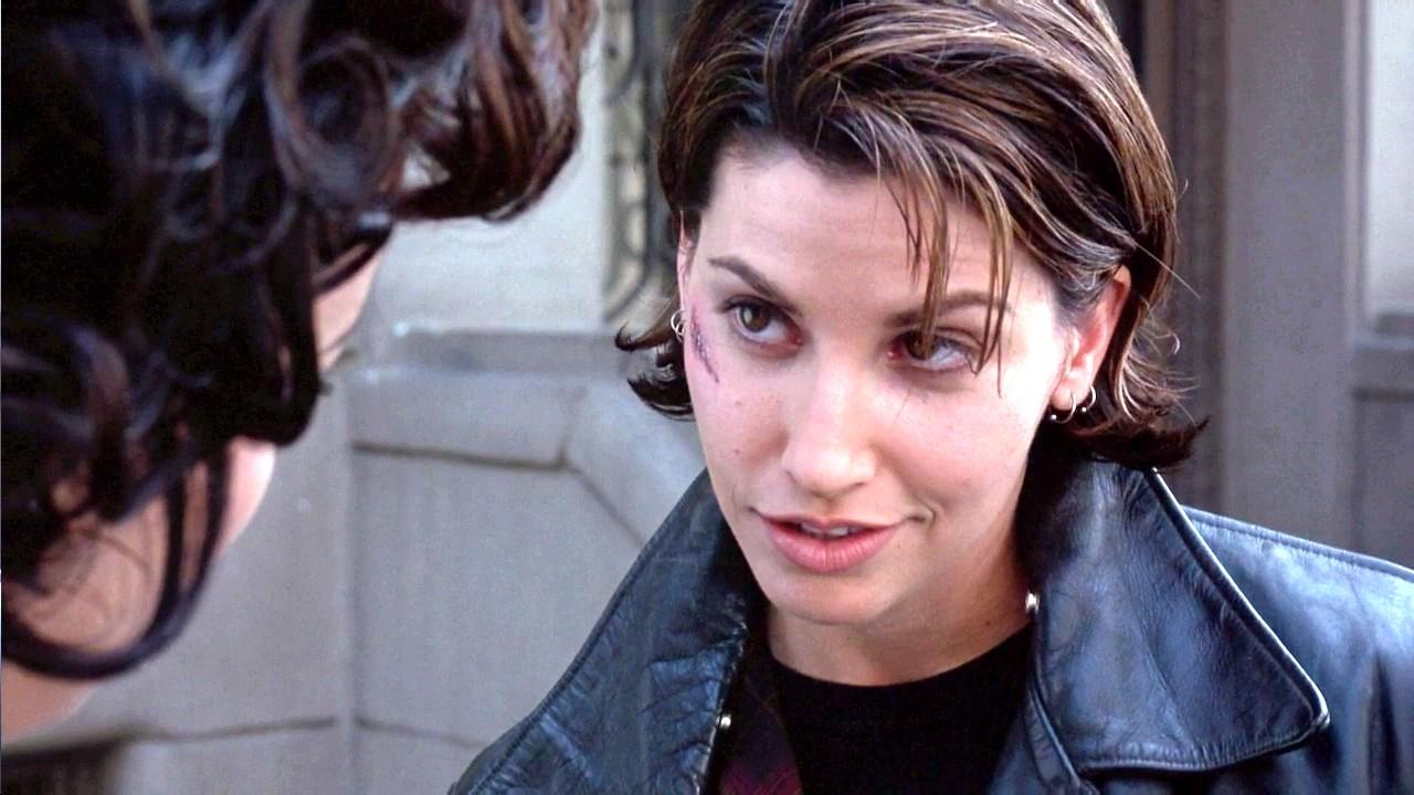 Gina gershon lesbian