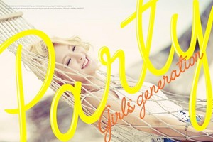 Girls Generation Party Teasers