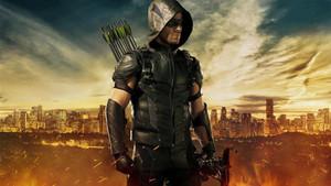 Green Arrow - Official First Look