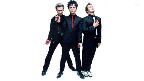 Green Day wallpaper with a business suit, a well dressed person, and a suit entitled Green Day