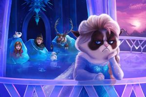 Grumpy Disney سے طرف کی TsaoShin