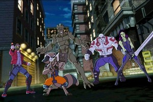Guardians Of The Galaxy~ Animated Series