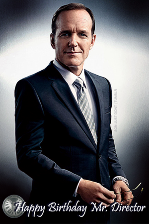 Happy Birthday Coulson!