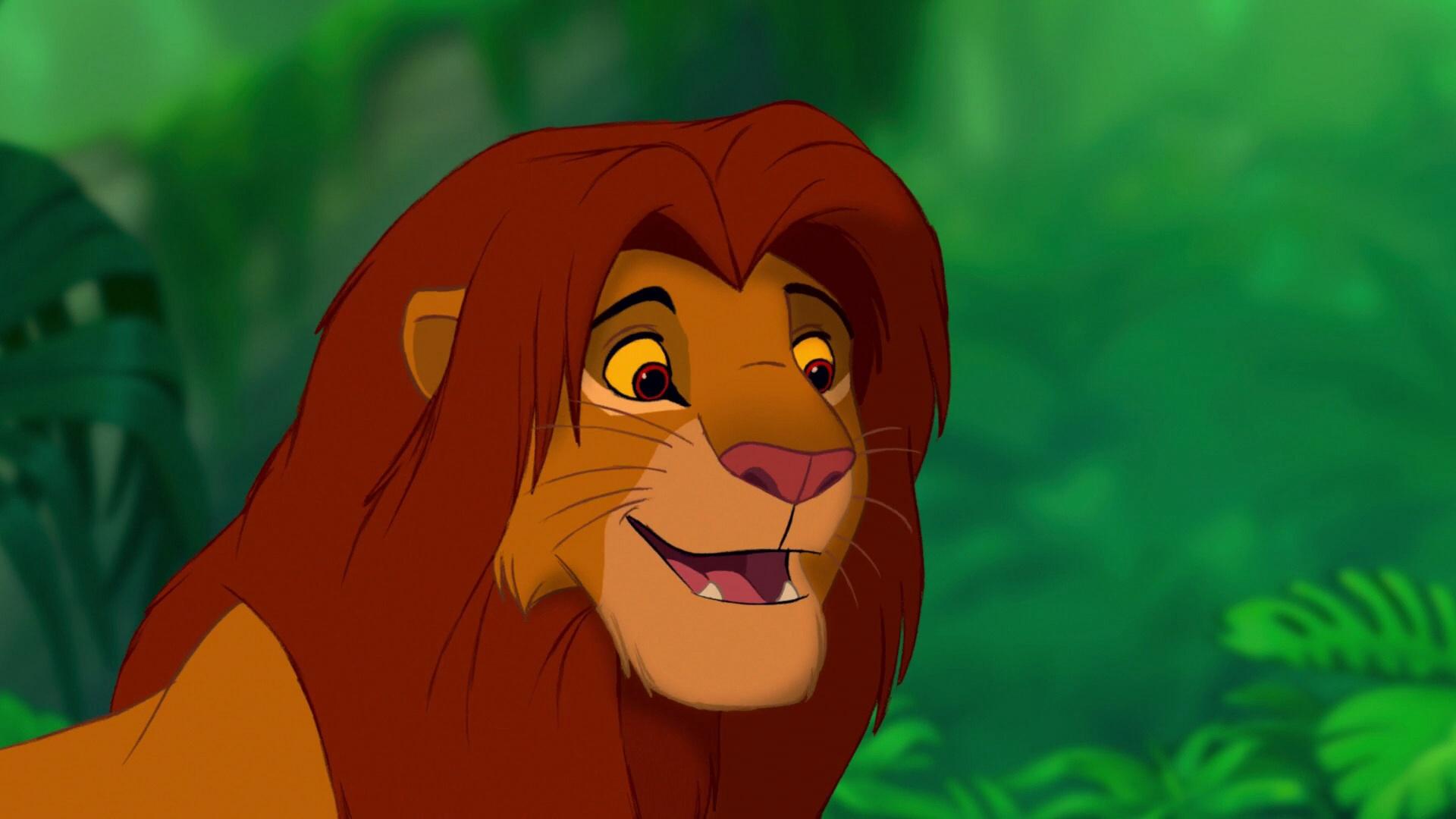 rafiki lion king