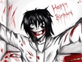 Happy birthday - creepypasta photo