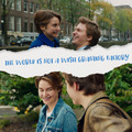 Hazel and Gus - the-fault-in-our-stars photo