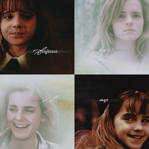 Hermione Granger / Harry Potter series