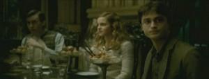 Hermione at makan malam