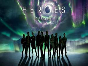 heroes Reborn ☆