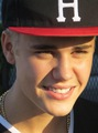 His face - justin-bieber photo