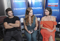 Holland at SiriusXM's Entertainment Weekly Radio Channel Broadcasts From Comic-Con in San Diego - holland-roden photo