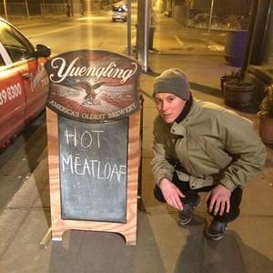 Hot meatloaf