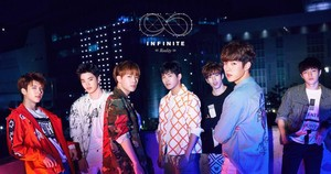 INFINITE make their comeback into 'Reality' with first teaser photo
