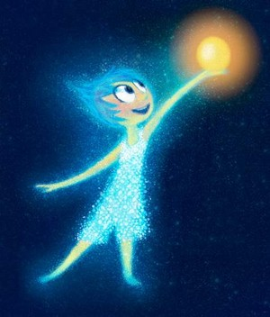 Inside Out - Joy Concept Art