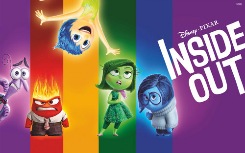 Inside Out achtergrond possibly with anime entitled Inside Out