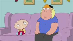 Family Guy Turkey Guys