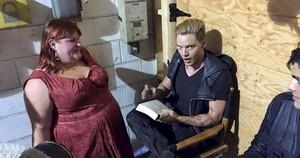 Jace and Cassandra Clare